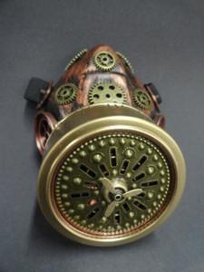 Respirator - Steampunk Gears