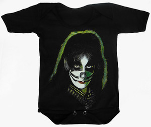 Baby Onesie - Kiss - Peter Criss (Catman)