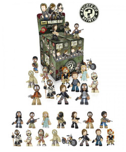 Funko Mystery Minis - The Walking Dead Series 4