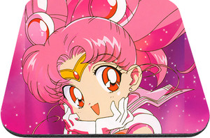 "Sailor Moon - Chibi Moon 9x7"" Mousepad"