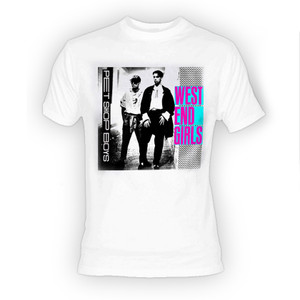 Pet Shop Boys West End Girls T-Shirt