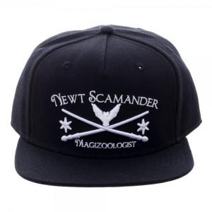 Harry Potter Newt Scamander Crest Snapback