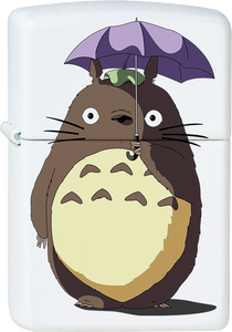 My Neighbor Totoro White Lighter