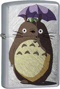 My Neighbor Totoro Chrome Lighter