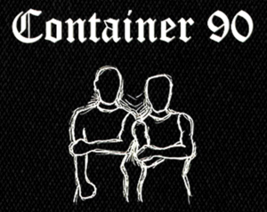 "Container 90 Logo 6x5"" Printed Patch"