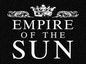 "Empire of the Sun Crown 5x3"" Printed Patch"