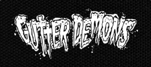 "Gutter Demons 5x2.5"" Printed Patch"