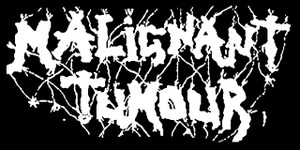 "Malignant Tumour 5.5x3"" Printed Sticker"