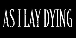 "As I Lay Dying 5.5x3"" Printed Sticker"