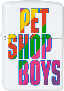 Pet Shop Boys White Lighter