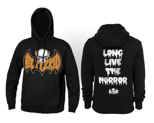 Blitzkid Long Live the Horror Hooded Sweatshirt