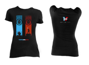 Twenty One Pilots Girls T-Shirt