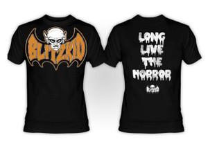 Blitzkid Long Live the Horror T-Shirt