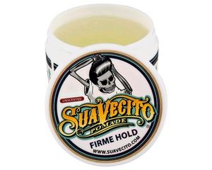 Suavecito Pomade Firme Hold Unscented 4Oz