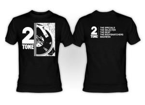 2 Tone Bands T-Shirt