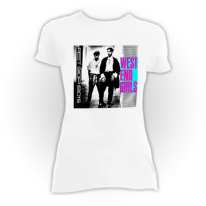 Pet Shop Boys West End Girls Blouse T-Shirt