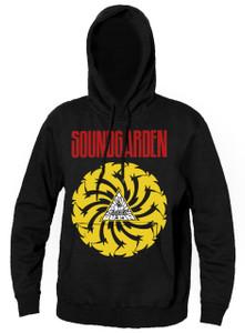 Soundgarden Badmotorfinger Hooded Sweatshirt
