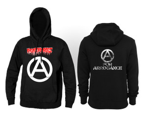 Agathocles For Arrogance Hooded Sweatshirt