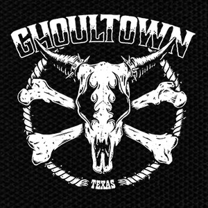 "Ghoultown Texas 4x4"" Printed Patch"