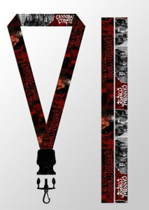 Cannibal Corpse - Torture Lanyard