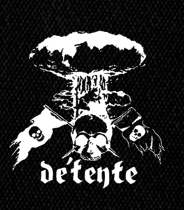 "Detente Logo 5x5"" Printed Patch"