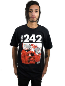Front 242 Tyranny Face T-Shirt