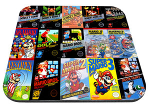 "Nintendo Collage 9x7"" Mousepad"