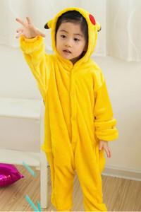 Pikachu Kigurumi Kids Onesie