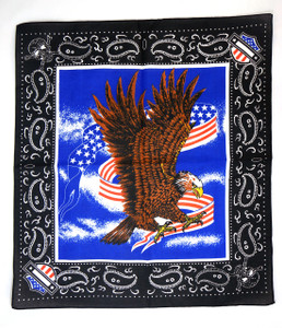 Bandana - Bald Eagle USA