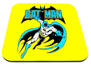 "Vintage Batman 9x7"" Mousepad"