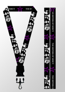 Sisters of Mercy Lanyard