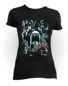 AC/DC - Whiskey A Go-Go One Size Women's T-Shirt