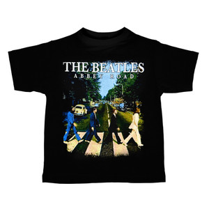 Kid's T-Shirt - The Beatles - Abbey Road