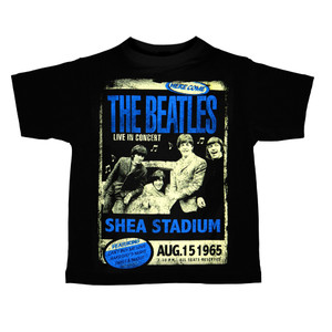 Kid's T-Shirt - The Beatles - In Concert