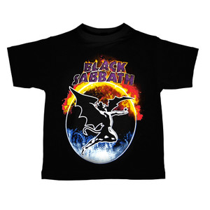 Kid's T-Shirt - Black Sabbath - Demon