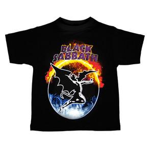 Kid's T-Shirt - Black Sabbath - Demon