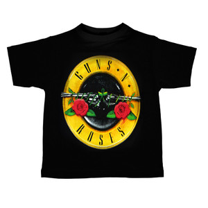 Kid's T-Shirt - Guns N' Roses Logo
