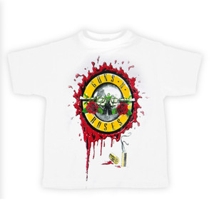 Kid's T-Shirt - Guns N' Roses Bloody Logo