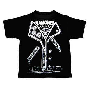 Kid's T-Shirt - The Ramones - Jacket
