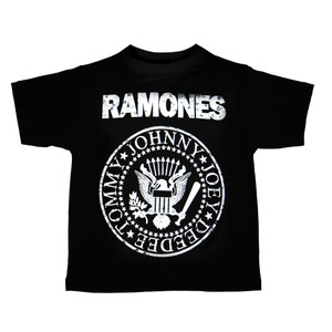 Kid's T-Shirt - The Ramones - Eagle Logo