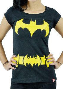 Batman - Batgirl Suit Women's T-Shirt
