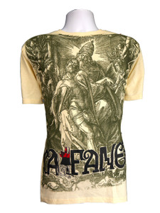 Caifanes - Bible Painting T-shirt