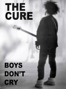 """The Cure - Boys Don't Cry 24x36"""" Poster"""