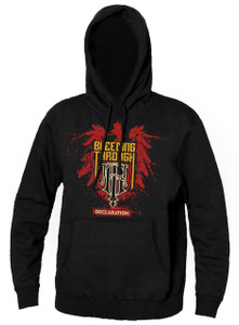 Bleeding Through Declaration Hooded Sweatshirt