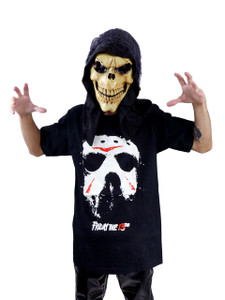 Friday the 13th - Jason Hockey Mask T-Shirt