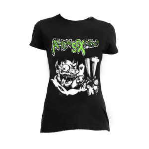 Alien Sex Fiend Demon Girls T-Shirt