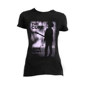 The Cure Boys Don't Cry Blouse T-Shirt