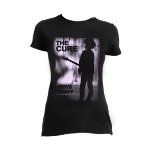 The Cure Boys Don't Cry Girls T-Shirt