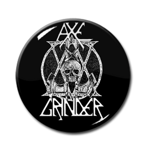 """AxeGrinder - Rise of the Serpent Men 1"""" Pin"""