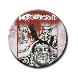 "Magrudergrind - Rehashed 1"" Pin"